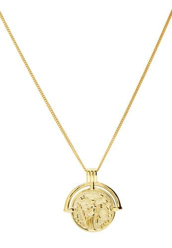 Pastiche gold Berkley Necklace 5FC0EAC4940296GS_1
