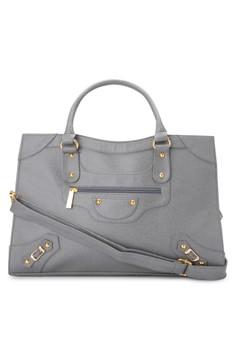 Claudia Stud Tote Bag