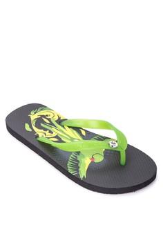 Fly High Flip Flops
