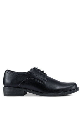 Bata black Solid Dress Shoes 1C771SHBB0B0A5GS_1