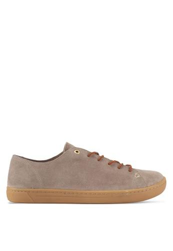 Birkenstock brown Arran Retro Sneakers 6A748SH1A1A6F0GS_1