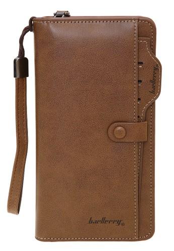 Baellerry multi Dompet Pria Model Panjang Casual Men Wallet Many Slot Material Leather ORIGINAL C7DC8AC9CB0BD8GS_1