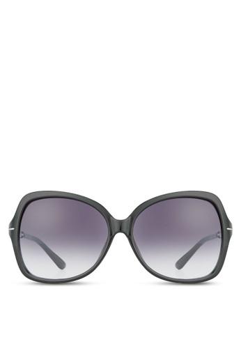 橢zalora 衣服評價圓框太陽眼鏡, 飾品配件, 飾品配件
