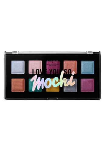 NYX Professional Makeup multi NYX Professional Makeup Love You So Mochi Electric Pastels Eyeshadow Palette E3197BEABCF516GS_1
