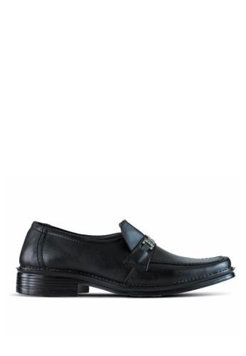 Sogno black Sepatu Pantofel Pria GF.5206 F8AB8SH54D90F2GS_1