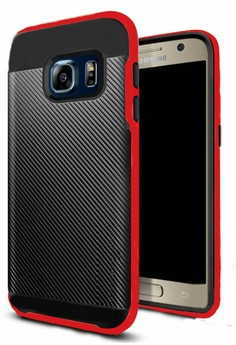 Neo Hybrid Carbon Series Shockproof Case for Samsung Galaxy S7