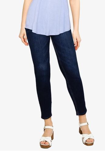Hollister blue Low Rise Super Skinny Jeans CDA69AA5032DCDGS_1