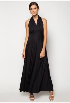 cfbb3e1a62b RUESALIDOU black Infinity Long Dress RU833AA60KDVPH 1