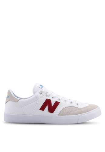 New Balance white 212 Lifestyle Shoes 81239SHE4A0FB3GS_1