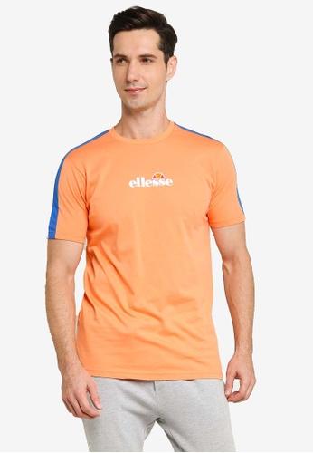 ellesse orange Amnesia Tee 87553AAB241C97GS_1