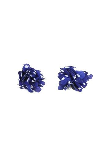 HEY SWEETY multi Sweety Dusty Rose Earrings   HE303AC0JIJ7PH_1