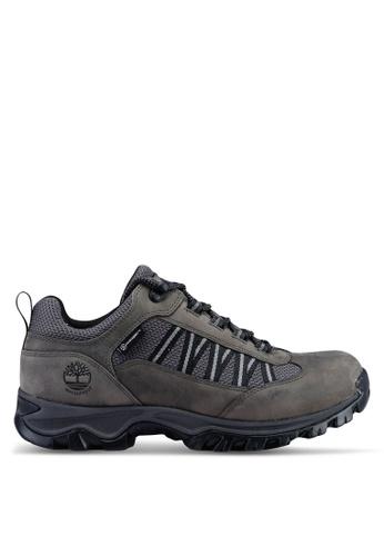 Timberland grey Mt. Maddsen Lite Low Waterproof Hiking Boots B290BSHC8D3EF4GS_1