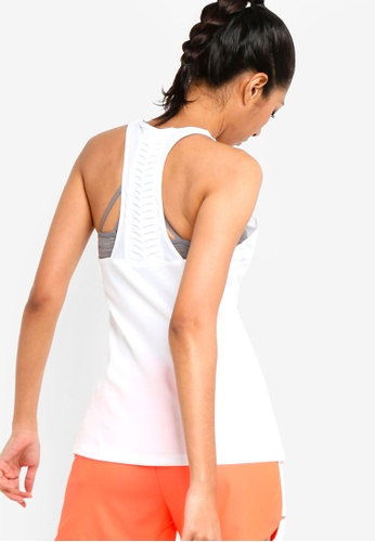 Under Armour white UA Vanish Tank Top DB7A8AACE982CCGS_1