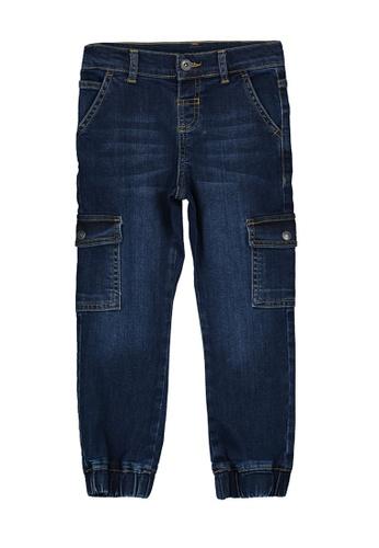 LC Waikiki blue Boy's Jogger Jeans 7CAB7KAFB8B176GS_1