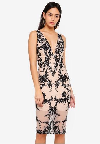 Bardot black Embroidery Dress BA987AA6EEBA28GS 1 8d580ec8b