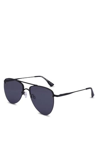 Le Specs black The Prince 1602147 Sunglasses 18CCFGL0C78873GS_1