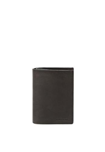 RABEANCO brown RABEANCO Bi-fold Wallet - Brown 015E3AC6634187GS_1