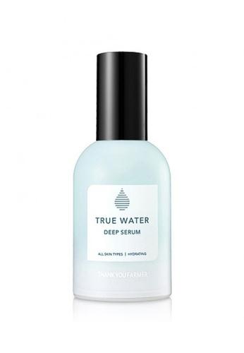 Thank You Farmer THANK YOU FARMER True Water Deep Serum 60ml TH577BE88MSLMY_1