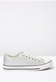 641ff43c882 Rubi silver Jodi Low Rise Sneaker 1 A2FB4SH1A1B007GS 1