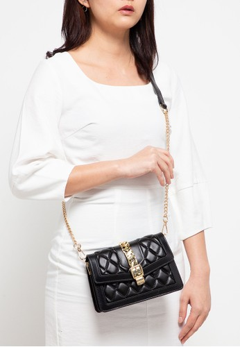 Aamour black Bellezza Bag 576A7AC95BF487GS_1