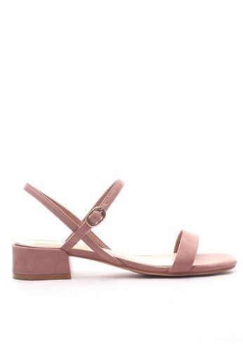Twenty Eight Shoes Strap Heel Sandal 3376-15 247B4SH0D00C4FGS_1