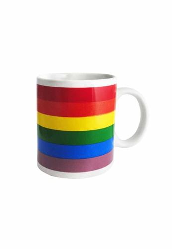 Slique white Premium Decorated LGBTQ Ceramic Mug 300ml D6AABHLF44C225GS_1
