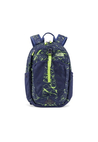 3d6af9a53 The North Face Y Recon Squash Blue Backpack 17L