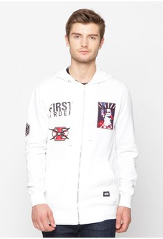 bb1a9de077e Star Wars white Star Wars First Order Hoodie White ST199AA0WD8YID_1