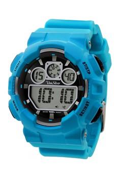 Unisilver TIME Men's Urbanite Watch KW1491 -1002 Aqua blue