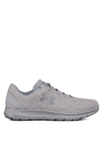 Under Armour grey UA Remix Shoes UN337SH0SUA4MY_1