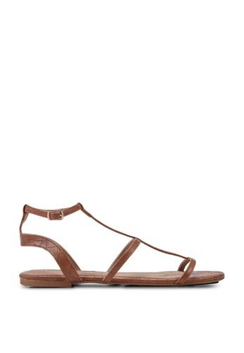 Billini brown Dree Sandals A5E57SH37CAB1BGS_1