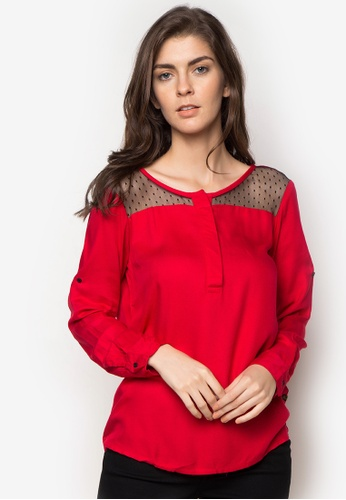 Freego multi Ladies Longsleeve Shirt FR760AA74RZTPH_1