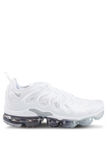 16b18d78fb0fc Nike white Air Vapormax Plus Shoes 4E4EASH4AF8553GS 1