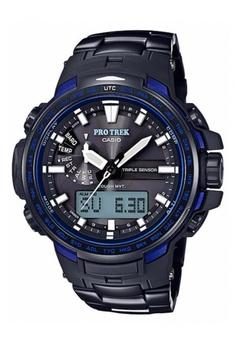 8e4d8521a279f G-shock black CASIO PRO-TREK PRW-6100YT-1B MULTIBAND 6 T