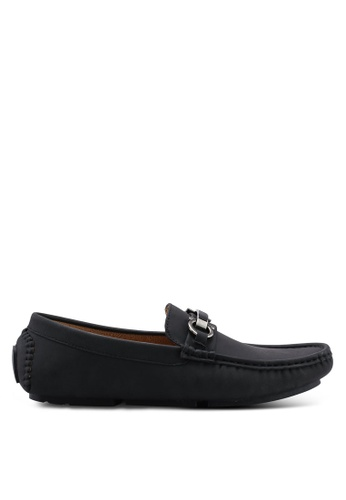 High Cultured black Horsebit Loafers-338 F197CSHF0ADD0DGS_1