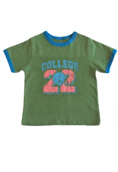 Boys Essential College Tee