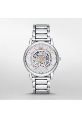 Emporio Armani LUIGI簡約系列腕錶 AR1980, esprit地址錶類, 紳士錶