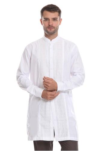 MOC white AKABBI-WHITE Kaftan 3A6C5AA03CD24EGS_1
