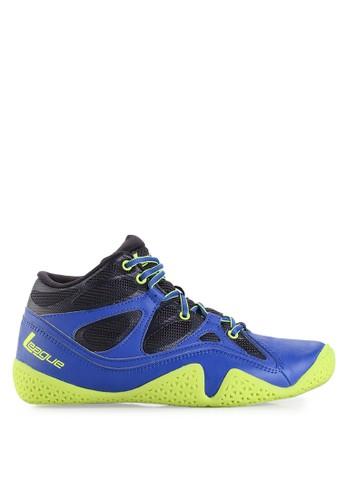 League blue Ballistic Basketball LE825SH92PVVID_1