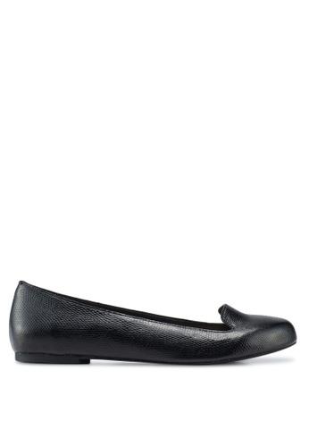 OCEEDEE 黑色 Mary 平底鞋 82D2ESHCA91361GS_1