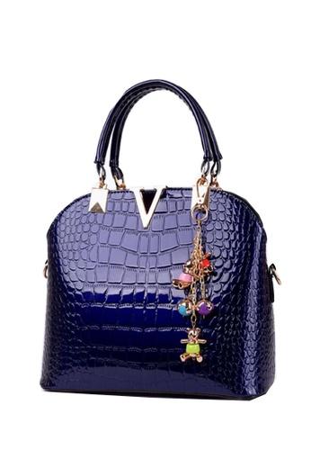 TCWK blue Ladies Handbag TC258AC96TEXMY_1