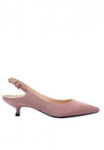 Twenty Eight Shoes Slingback Heel 295-30 B4929SH21D3ED2GS_1