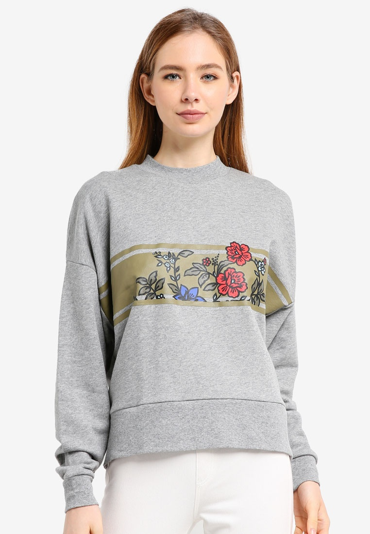 Grey Jumper Paradox Label Marle Fifth The nw8xznUHqf