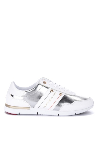 31f55e5a1 Shop Tommy Hilfiger Tommy Essential Leather Sneakers Online on ZALORA  Philippines