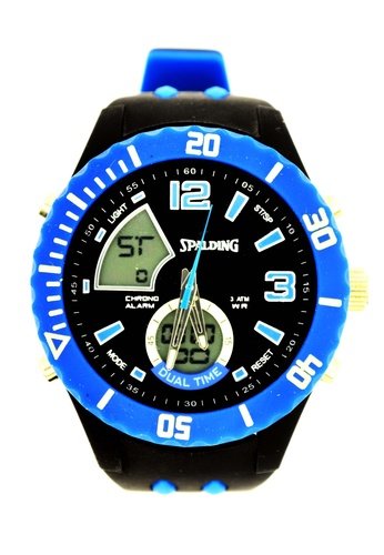 Spalding blue Spalding Timepiece SP-053 35FA6ACDEC7C90GS_1