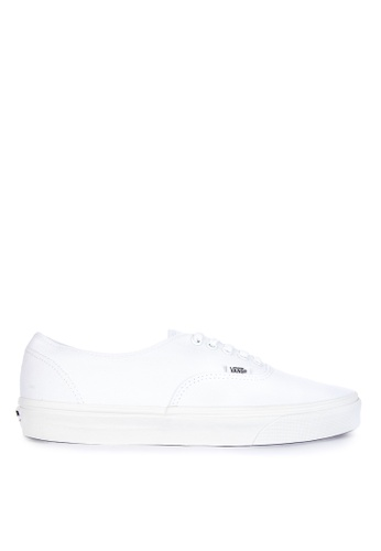 VANS white Authentic Sneakers F8496SH3924860GS_1