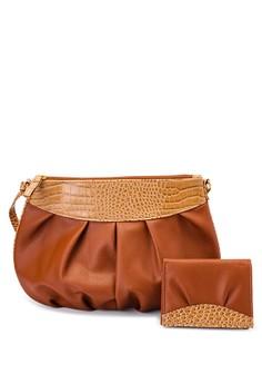 Avon Christy 2-Pc Bag Set