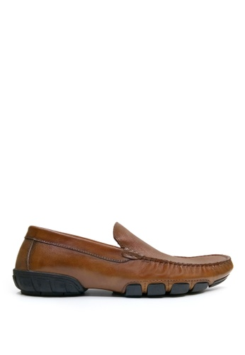 Kenneth Cole New York brown DESIGN 10552 - Casual Loafer 9857CSHFF2A8C5GS_1