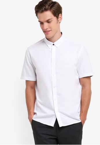 G2000 white Oxford Shirt G2754AA14WYVMY_1