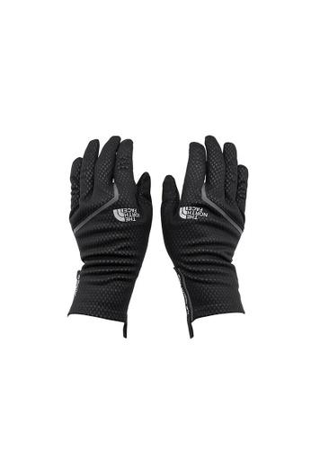 c7acb4c69 The North Face Men Gore Closefit Tricot Glove Black Windproof Glove